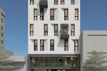 Cho thuê tầng 1 + lửng + 2(từng tầng) tòa nhà Tim Building - 713 Hoàng Hoa Thám. DT 340m2 x 10 tầng