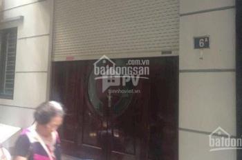 Cho thuê nhà ngã 6 Ô Chợ Dừa, 60m2:4.5 tầng thích hợp ở, làm văn phòng giá 13tr/tháng LH:0986737218