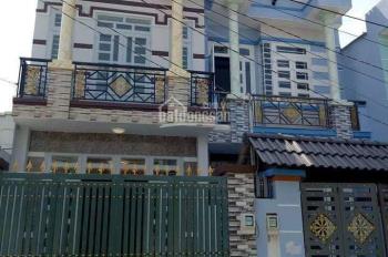 Sát Tết gia đình cần tiền muốn bán lại nhà 1 trệt 1 lầu ở Trần Văn Mười-Hóc Môn giá 1 tỷ 7