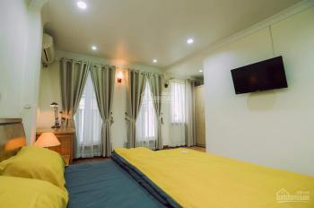 Bán tòa nhà căn hộ dịch vụ ngõ 535 Kim Mã, 70m2x8T thang máy, ô tô đỗ cửa, giá 19,6 tỷ