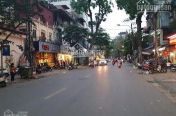 Bán nhà mặt phố Lê Văn Hưu-Hai Bà Trưng, 190m2, 4tầng, 8m MT, 85 tỷ, 0338092832