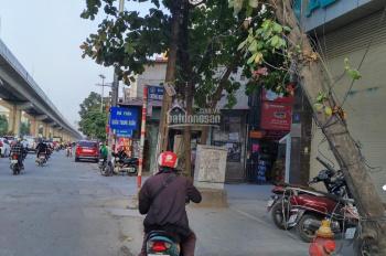Cho thuê nhà mặt phố Trần Phú, Hà Đông, 100m2 x 5 tầng, mt 4,5m, thông sàn, nhà mới, giá 70tr/th