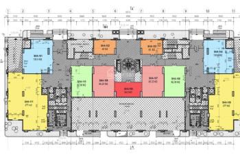Bán đế sàn thương mại tầng 1 dự án IA20 khu đô thị Ciputra giá chỉ từ 2,5 tỷ - 0964181066 Thu