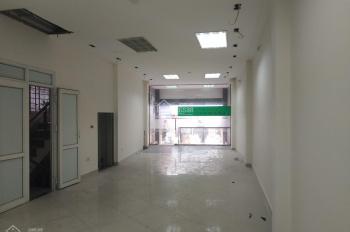 Mặt phố An Trạch - Đống Đa, diện tích 90m2 x 2 tầng + 1 hầm, mặt tiền 4.5m, thống sàn