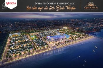 Cần bán nền đất biệt thự dự án Queen Pearl ở Lagi, View biển cách biển 15m. Đón đầu thành phố Lagi