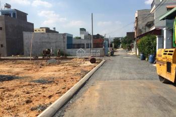 Ngân hàng VIB thanh lí 4 lô đất nằm ngay MT Chu Văn An, giá chỉ 85m2, giá 900tr, SHR, 0907256001