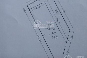 Bán căn góc hai mặt tiền Cao Lỗ, phường 4, quận 8, DT 6x14m, gồm 1 trệt 3 lầu. Giá 13tỷ5 TL