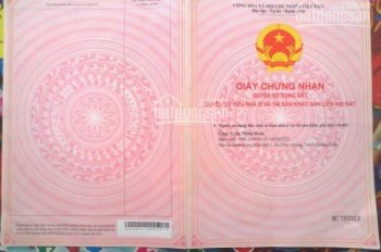 Bán lô góc 2 mặt tiền Phan Bá Phiến - Vũ Tông Phan, Sơn Trà - Đà Nẵng