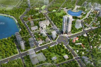 Cần tài chính bán gấp căn hộ 132,5m2. Vị trí ngã tư Dương Đình Nghệ, hỗ trợ 0% LS, tặng STK 50tr