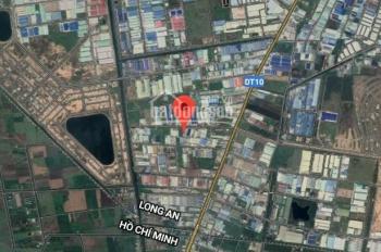 Hot! Bán nhà xưởng đức hòa hạ Long An,  diện tích 3500m2, đường rộng rãi. giá tốt nhất thị trường.