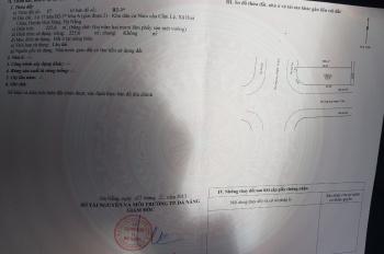 Cần cho thuê lô đất 2 mặt tiền đường 10,5m Trần Tử Bình và Phan Văn Đáng 225m2 giá 7 triệu/ tháng