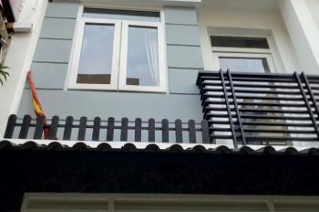 Nhà bán mới đẹp đường Nguyễn Duy Cung, quận Gò Vấp, DT 3,5x12m giá 3 tỷ 250. LH 0909110098