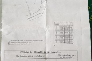 Bán đất Phước Sơn, Phước Đồng, Nha Trang có sổ đất ở