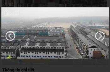 2,3 tỷ - Nhà phố Sun Casa, do VISIP đầu tư 100% trục đường Dân Chủ TP. Mới Bình Dương
