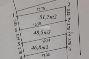 Bán đất SĐCC Miêu Nha diện tích 48.5m2, ngõ 4.5m thông kinh doanh ô tô đỗ cửa, tiện lợi, 0963878477