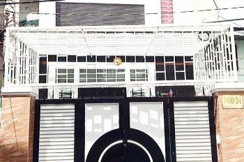 Bán nhà Nguyễn Thần Hiến 3,4m x 18,3m = 62,4m2 gồm 1 trệt 1 lầu, diện tích sàn 110m2, nhà mới đẹp