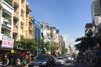 Bán nhà mặt phố Trần Phú, P4, Q5, 4mx21m, 4 lầu đẹp, giá 15.9 tỷ TL, giá tốt nhất thị trường