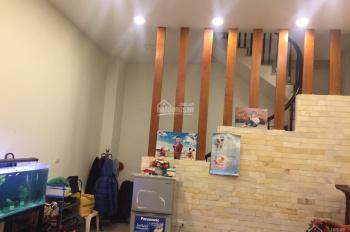 Bán nhà 3 tầng 1 tum đẹp, 51.6m2, MT 5m, Ngọc Thụy Long Biên, đường ô tô vào, nhà đẹp, giá 2.9 tỷ