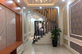 Bán nhà mặt ngõ thông Quan Nhân, Hoàng Ngân 62m2x4T cực đẹp, sân cổng riêng. Giá 5.5 tỷ
