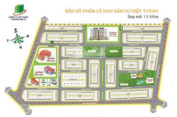 Chính chủ sang lô đất 100m2 trong KDT Hiệp Thành City Nguyễn Thị Búp, Q12, giá 2.2 tỷ- 0906.349.031