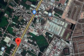 Cần bán miếng đất 8.281m2 ngay trung tâm Bến Cát đường Nguyễn Văn Thành giá chỉ 3.5tr/m2