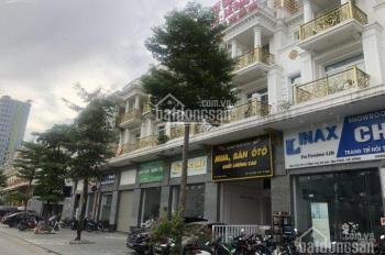 Cho thuê shophouse mặt đường Tố Hữu; DT: 60m2*5 tầng; Giá 40tr/1 tháng, rẻ nhất khu vực