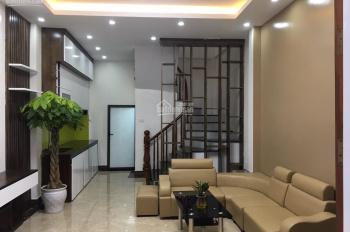 Bán nhà 45m2 x5T lô góc oto cách nhà 5m giá 4,45 tỷ Võng Thị Lạc Long Quân Tây Hồ