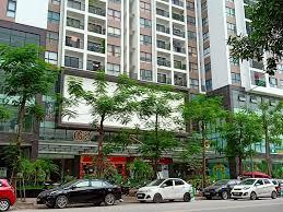Cho thuê 128m Tòa Five star Kim Giang, Thanh Xuân, Hà Nội