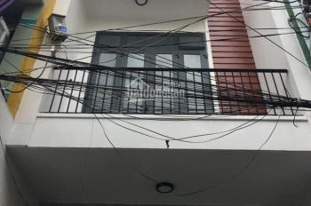 Nhà trệt 2 lầu ngã 4 Ga, có tặng nội thất, DTSD 80m2