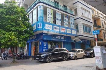 Cho thuê nhà mặt phố Nguyễn Xiển, lô góc mặt tiền 6m, 80m2 x4 tầng giá 40t/ tháng