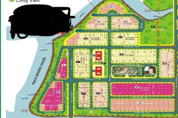Lô góc đường 20 thông Nguyễn Lương Bằng, dự án vạn Hưng Phú, 227m2, giá 33 tr/m2, LH: 0911630707