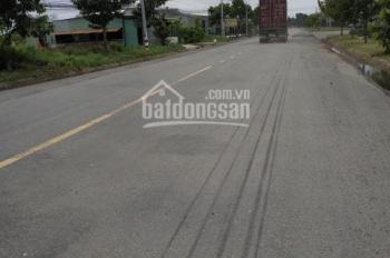 Bán gấp 2 lô đất MT Nguyễn Trung Trực, Bến Lức, kinh doanh tốt, SHR bao sang tên. LH: 0961195929