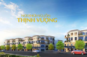 Chính chủ bán lại căn shophouse giai đoạn 1 diện tích 5x12m, dự án Senturia Nam Sài Gòn giá rẻ