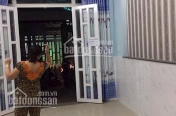 Bán nhà hẽm Mã Lò, Bình Trị Đông A, Bình Tân. DT: 4x10m, sổ hồng riêng chính chủ
