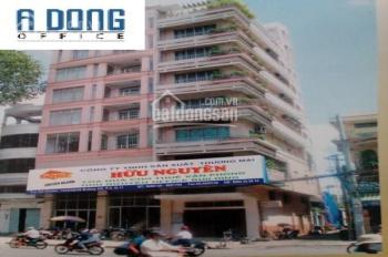 Cho thuê văn phòng Hữu Nguyên building đường 3/2, Phường 2, Quận 11, DT 70m2, giá 14tr/th