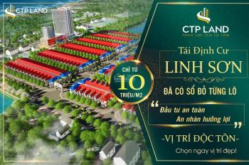 Bán đất khu tái định cư Linh Sơn, Huyện Thạch Thất, gần khu công nghệ cao Hòa Lạc