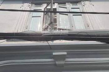 Bán nhà 4 tầng lô góc Giải Phóng, Hoàng Mai, giá 4.3 tỷa