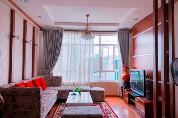 Cho thuê CC Hoàng Anh Gold House, 2PN-2WC 96m2, Full nội thất. chỉ 10tr/ tháng, LH 0364686538