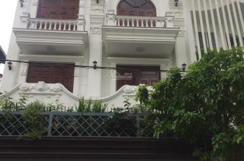 Bán biệt thự Nguyễn chí Thanh Gần Sự Vạn Hạnh, P.9, Quận 5. DT: 8x20m. Giá 28 Tỷ TL