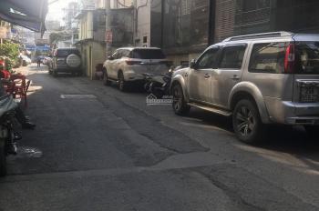Hẻm xe tải tới nhà 7x8 CN 52m2 GPXD 5 tầng vuông vức Trần Quang Khải Tân Định Q1 6,8 tỷ 0909513345
