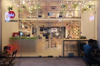 Ưu tiên hàng ăn, nhà MP Trần Huy Liệu, khu đông VP, vỉa hè rộng, DT 45m2 x 2 tầng, MT 4m, 25tr/th