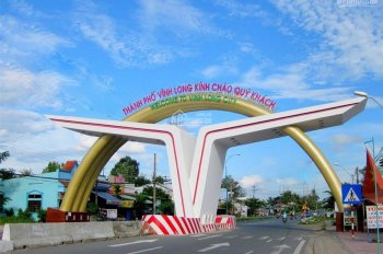 Bán đất nền sổ đỏ ngay TP Vĩnh Long, cơ sở hạ tầng 100% tặng 5 chỉ vàng 9999 CK 18%, LH: 0978313503