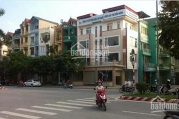 Bán nhà mặt phố Nguyễn Khuyến,  lô góc . Kinh doanh đắc địa. Trung tâm khu đô thị Văn Quán.