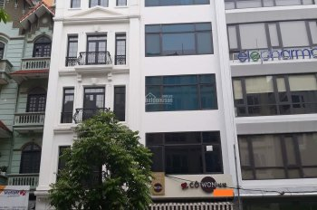 Cho thuê nhà mặt phố Triệu Việt Vương gần Vincom: 50m2 x 4 tầng, mặt tiền 5m, nhà mới LH:0974557067