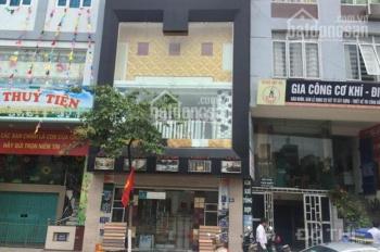 Cho thuê cả nhà  mặt phố Thái Hà 100m2 X 5 tầng giá 80tr/tháng