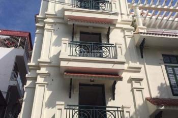 Bán nhà xây mới phố Võng Thị, Lạc Long Quân, Tây Hồ. S: 35m2 x 5 tầng x MT 4m.