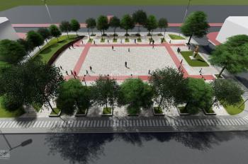 Bán đất lô góc 2 mặt tiền đường Tăng Bạt Hổ TT Diêu Trì. DT: 103,5m2 ngang 6m, giá: 3 tỷ 700