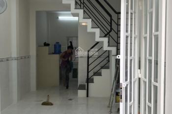 Nhà mới Phan Văn Trị, P11, Bình Thạnh 3.5x7.7m 1 trệt 1 lầu giá 2.8 tỷ. LH: 0968656544