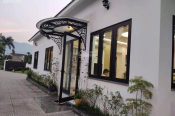 Cần chuyển nhượng  914m2 khuôn viên nghỉ dưỡng tuyệt đẹp tại Xã Phú Mãn , huyện Quốc Oai,TP Hà Nội
