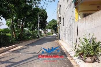 Bán lô đất 60m2, ô tô vào nhà, mặt đường An Lạc, Trâu Quỳ, Gia Lâm. LH: 0911882281